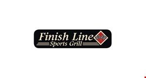 Finish Line Sports Grill logo