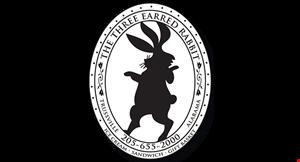 The Three Earred Rabbit logo