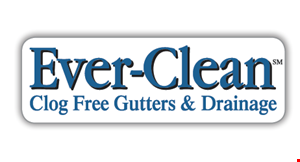 Ever-Clean Clog Free Gutters logo