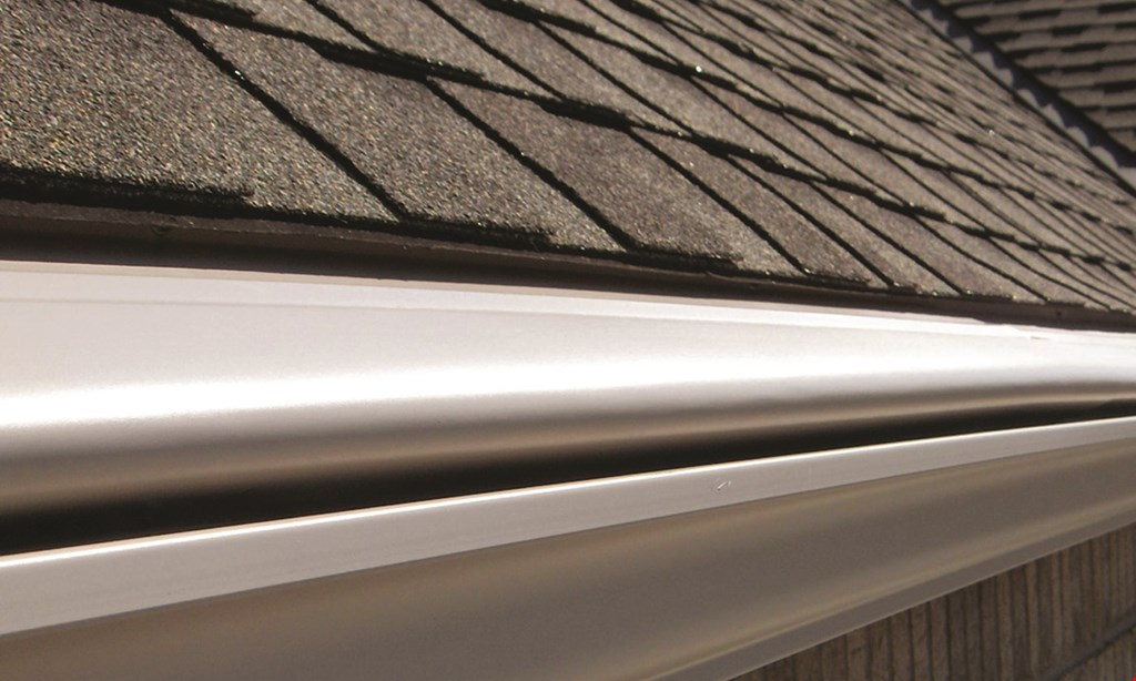 Product image for Ever-Clean $600 OFF Any Full Guttering System (min. 100 linear ft.).