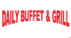 Daily Buffet & Grill logo