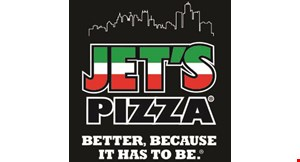 Product image for Jet's Pizza $16.99 large specialty pizza
