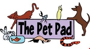 The Pet Pad logo