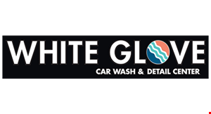 Product image for White Glove Car Wash & Detail Center free upgrade to next level wash.