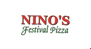 Nino's Festival Pizza logo