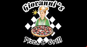 Giovanni's Pizza & Grill logo