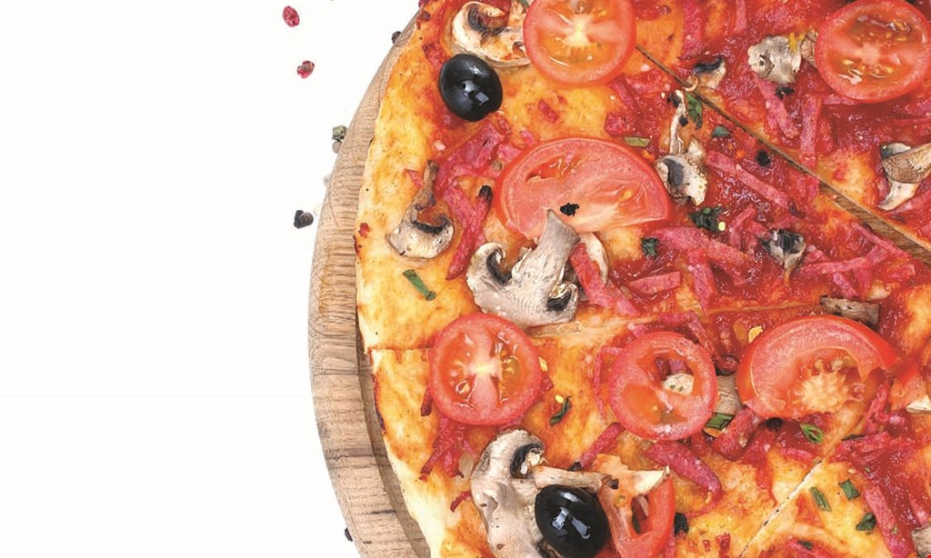 Product image for Giovanni's Pizza & Grill 10% OFF all seniors & military citizens pickup only.