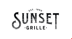Sunset Grille logo