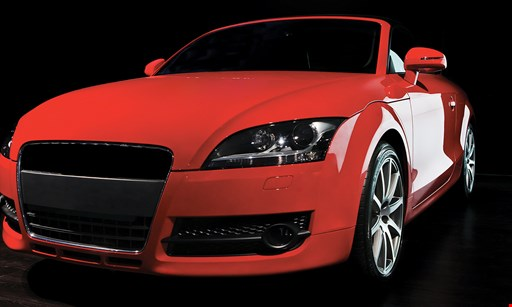 Product image for Medford Brushless Car Wash $49.95 Hand Wash & VIP Wash Package (reg. $79)