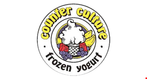 Product image for Counter Culture Frozen Yogurt  2 can dine for $15.99 any 2 sandwiches with chips & a drink (no substitutions, dine in only)