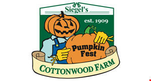 Siegel's Cottonwood Farm logo