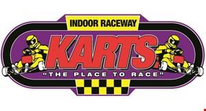 Karts Indoor Raceway logo