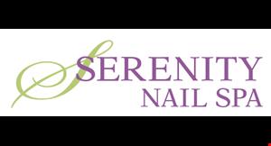 Serenity Nail Spa logo