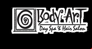Body Art Day Spa & Hair Salon logo