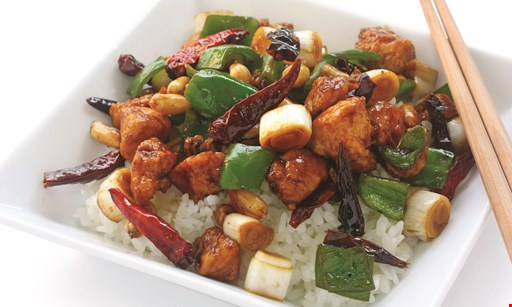 Product image for China Chef Restaurant 1/2 off dinner