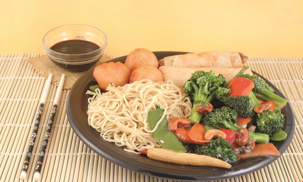 Product image for King Palace Free 3 Pc Chicken Egg Roll with purchase of $40 or more after 3:30pm only.