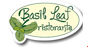 Basil Leaf Ristorante logo
