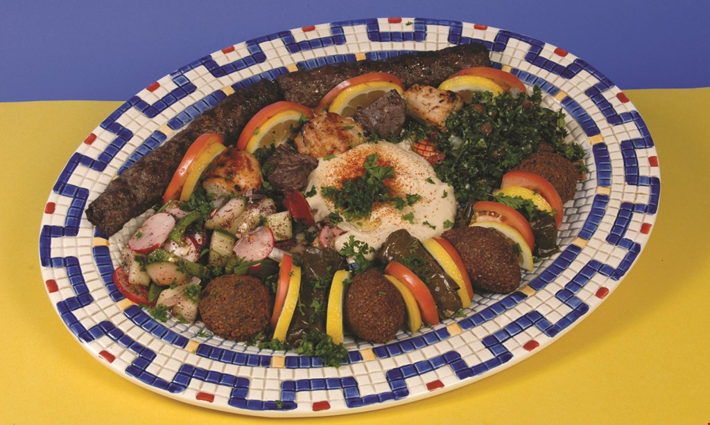 Product image for Petra Grill 1/2 off entree