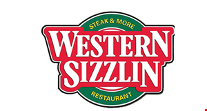 Product image for Western Sizzlin $3OFF Family Meal Deal