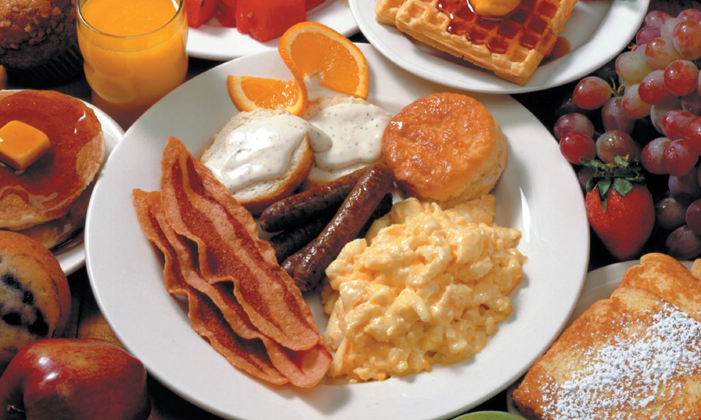 Product image for Western Sizzlin $2 off Get $2 Off Our Weekend Breakfast Buffet