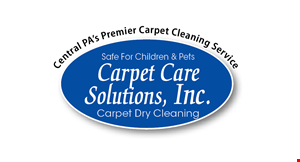 Product image for Carpet Care Solutions, Inc. $35 carpet cleaning special