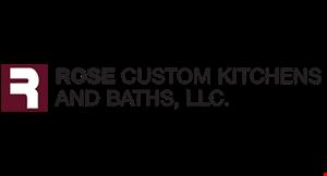Rose Custom Kitchens and Baths, LLC logo