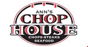 ANN'S CHOP HOUSE logo