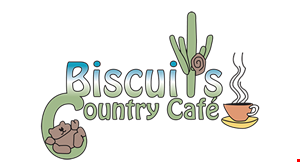 Biscuits Country Cafe logo