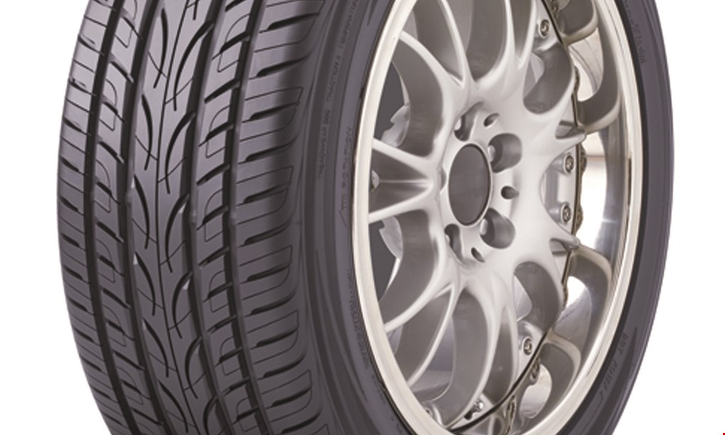 Product image for Ian's Tire & Auto Repair $60 off any set of 4 tires