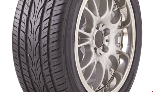 Product image for Ian's Tire & Auto Repair $50 OFF 4 tires $20 OFF front or 4 wheel alignment.