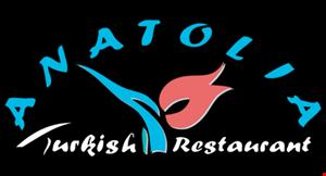 Anatolia Turkish Restaurant logo