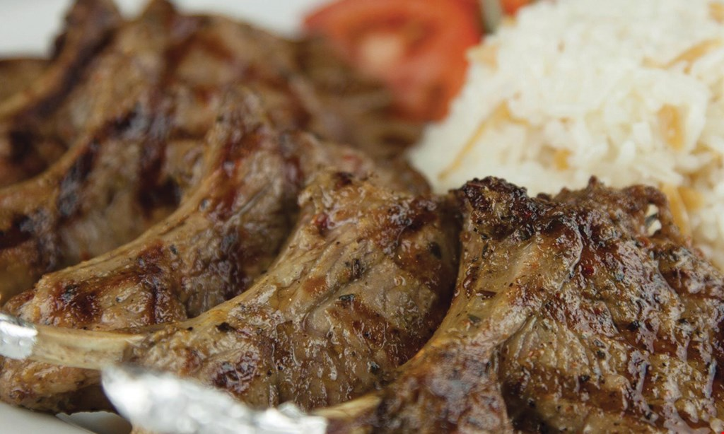 Product image for Anatolia Turkish Restaurant $5 off 2 dinner entrees, $3 off 2 lunch entrees