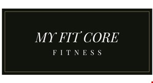 My Fit Core Fitness logo