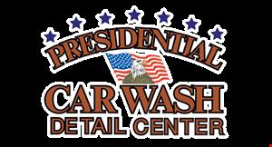 Presidential Car Wash Detail Center logo
