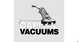 Product image for Capital Vacuums $19.95 VACUUM TUNE-UP SPECIAL!!