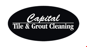 Capital Tile & Grout Cleaning logo