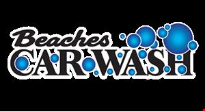 Beaches Car Wash & Gift Gallery logo