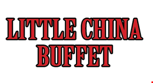 Little China Buffet logo