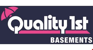 Quality First Basement Systems logo