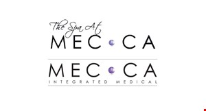Mecca Integrated Medical // The Spa at Mecca logo