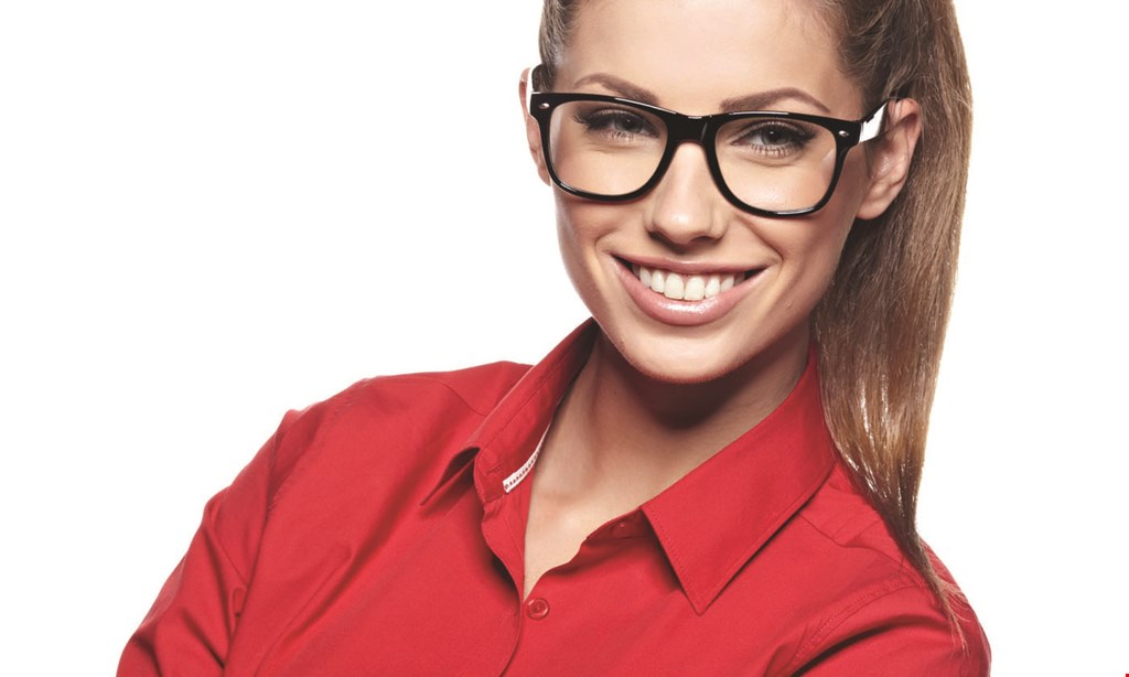 Product image for Access Optical 20% off complete lens and frame package