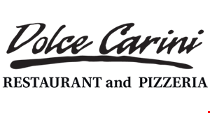 Dolce Carini Restaurant and Pizzeria logo