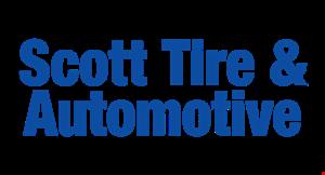 Scott Tire & Automotive logo