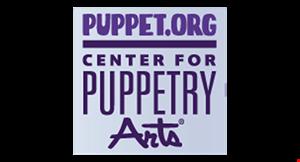 Puppetry Arts Center logo