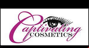 Captivating Cosmetics logo
