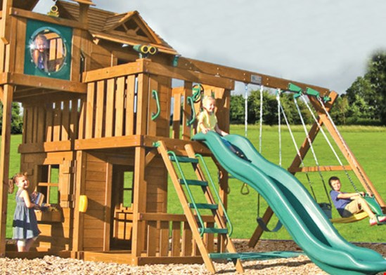 Product image for CREATIVE PLAYTHINGS FREE SWING SET ACCESSORY