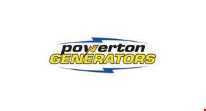 Product image for Powerton Generators FREE 5 YEAR extended warranty