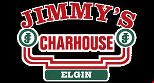 Jimmys Charhouse Elgin logo
