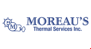 Moreau's Thermal Services logo