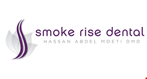 Smoke Rise Dental logo